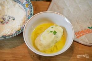 Картофельные палочки с сыром и беконом - фото шаг 6