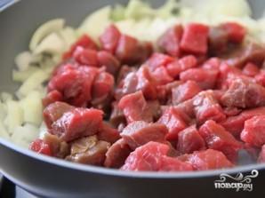 Гречка со свининой с подливкой - фото шаг 2