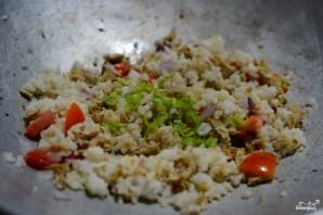 Жареный рис по-тайски - фото шаг 5