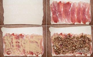 "Мясо ""Веллингтон"" со свининой - фото шаг 2"