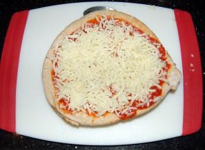 Пицца-минутка в микроволновке - фото шаг 5