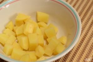 Картофель с карри - фото шаг 1