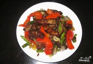 Говядина по-китайски с овощами - фото шаг 17