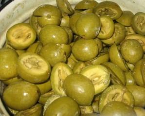 Варенье из зеленых грецких орехов - фото шаг 5