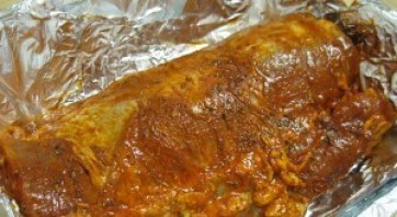 Пастрома из говядины - фото шаг 6