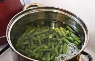 Зеленая фасоль - фото шаг 1