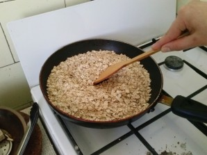 Овсяное печенье с сухофруктами - фото шаг 3