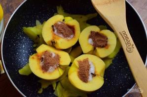 Шикарный десерт из айвы - фото шаг 3