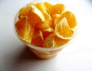 Варенье из апельсинов в хлебопечке - фото шаг 2