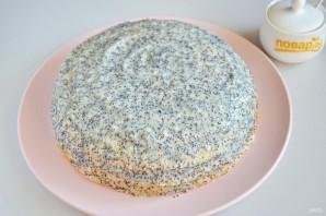 """Торт """"Маковка"""" из блинов - фото шаг 13"""