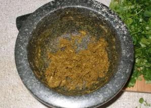 Сацебели из томатной пасты  - фото шаг 3