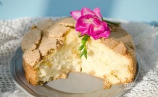 Простой рецепт шарлотки с яблоками - фото шаг 5