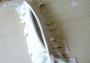 Горбуша в тесте - фото шаг 6