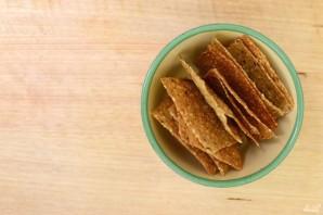 Рисовые чипсы - фото шаг 3
