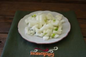 Рыбный суп-пюре со сливками - фото шаг 3