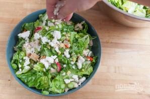 Салат из курицы с кукурузой - фото шаг 5