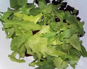 Салат из вареной свеклы с сыром - фото шаг 4