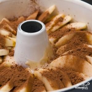 Бабушкин яблочный пирог с корицей - фото шаг 7