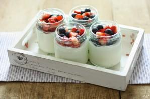 Низкокалорийный йогурт - фото шаг 8