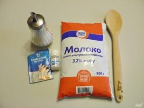 Домашний йогурт для детей - фото шаг 1