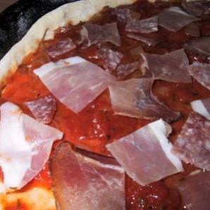 Итальянская пицца - фото шаг 14