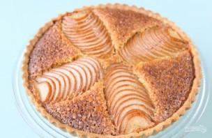 Грушевый тарт с миндалем - фото шаг 12