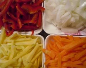 Вкусный суп из баранины   - фото шаг 3
