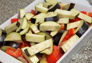 Овощи, запеченные в духовке - фото шаг 4