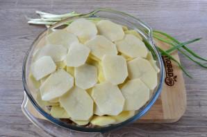 Картофельный гратен с мясом - фото шаг 7