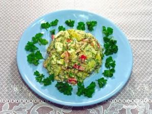 Картофельный салат с тунцом - фото шаг 10
