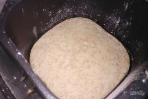 Хлеб с пшеничными отрубями в хлебопечке - фото шаг 5