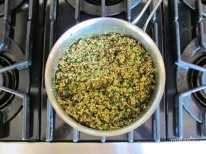Овощи карри с киноа - фото шаг 6