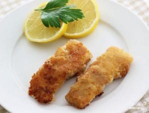 Рыбные наггетсы - фото шаг 7