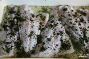 Лещ с овощами - фото шаг 11