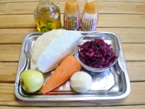 Салат из свеклы для похудения - фото шаг 1