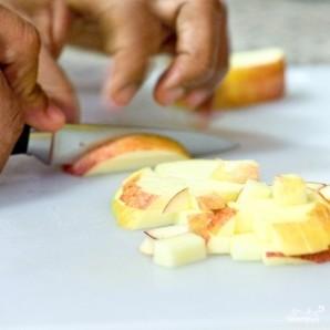 Салат из свеклы и яблок - фото шаг 5