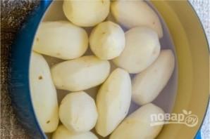 Картофельное пюре классическое - фото шаг 1
