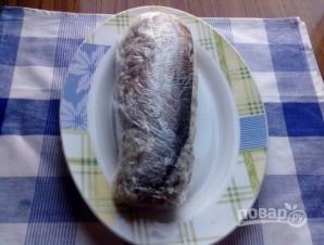 Закуска из сельди к праздничному столу - фото шаг 8