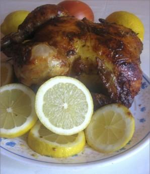Курица гриль в духовке - фото шаг 7