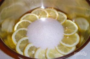 Варенье из киви с лимоном - фото шаг 2