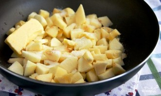 Яблочная галета - фото шаг 3