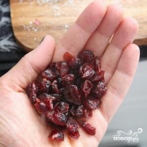 Салат из запеченного сквоша с руколлой - фото шаг 4