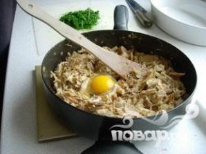 Картофельная запеканка с мясом и сыром - фото шаг 3