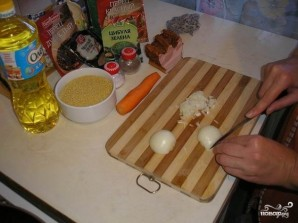 Суп полевой - фото шаг 4