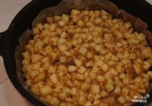 Яблочный десерт - фото шаг 6
