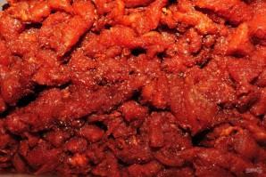 Домашняя сыровяленая колбаса - фото шаг 5