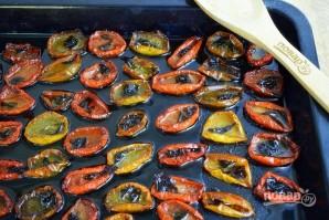 Вяленые помидоры в духовке (на зиму) - фото шаг 4