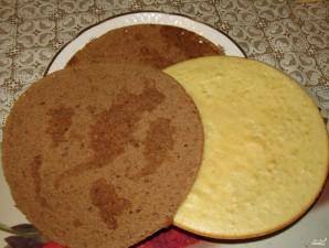 Бисквитный торт с черносливом - фото шаг 2