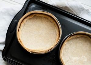 Киш с сыром, горошком и мятой - фото шаг 4