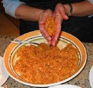 Рисовые шарики - фото шаг 3
